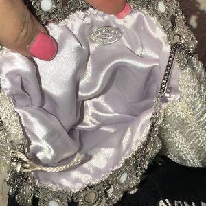 Clara Kasavina Bags - Clara Kasavina designer hand made evening bag
